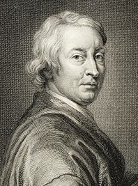 Image of portrait of translator John Dryden