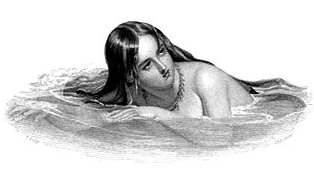Image of the Water Nymph by Thomas Sully